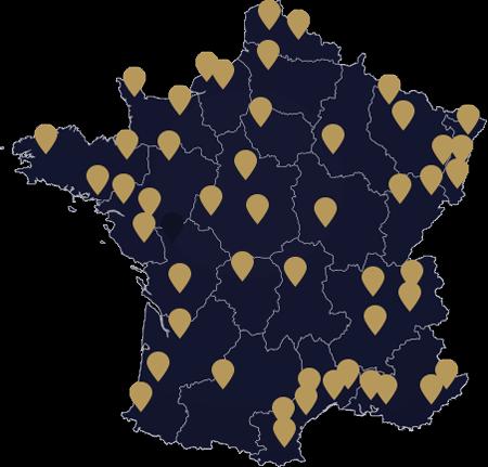 map réseau valuae