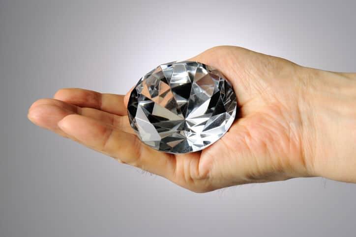 Les diamant de synthèse